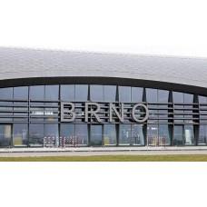 Odvoz z Nitry na letisko Brno