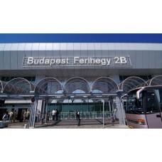 Odvoz z Nitry na letisko Budapešť